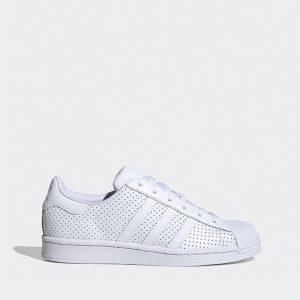 נעליים Adidas Originals לנשים Adidas Originals Originals Superstar - לבן הדפס