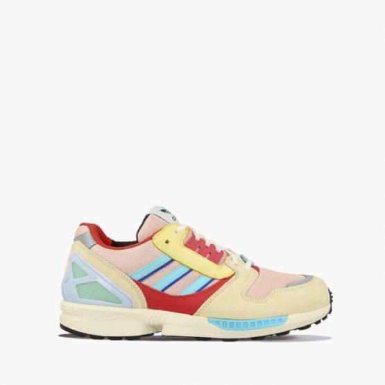 נעלי סניקרס אדידס לנשים Adidas Originals Zx 8000 - צבעוני