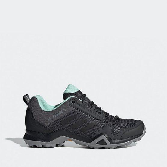 נעלי טיולים אדידס לנשים Adidas Terrex AX3 - אפור
