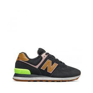 נעליים ניו באלאנס לנשים New Balance WT574 - צבעוני/שחור