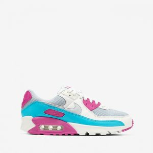 נעלי סניקרס נייק לנשים Nike Air Max 90 - צבעוני