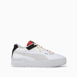 נעליים פומה לנשים PUMA Cali Sport Mix Wns - לבן/אפור