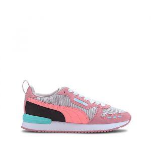 נעלי סניקרס פומה לנשים PUMA R78 - ורוד