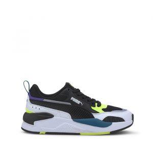 נעלי סניקרס פומה לנשים PUMA X-Ray 2 Square - צבעוני