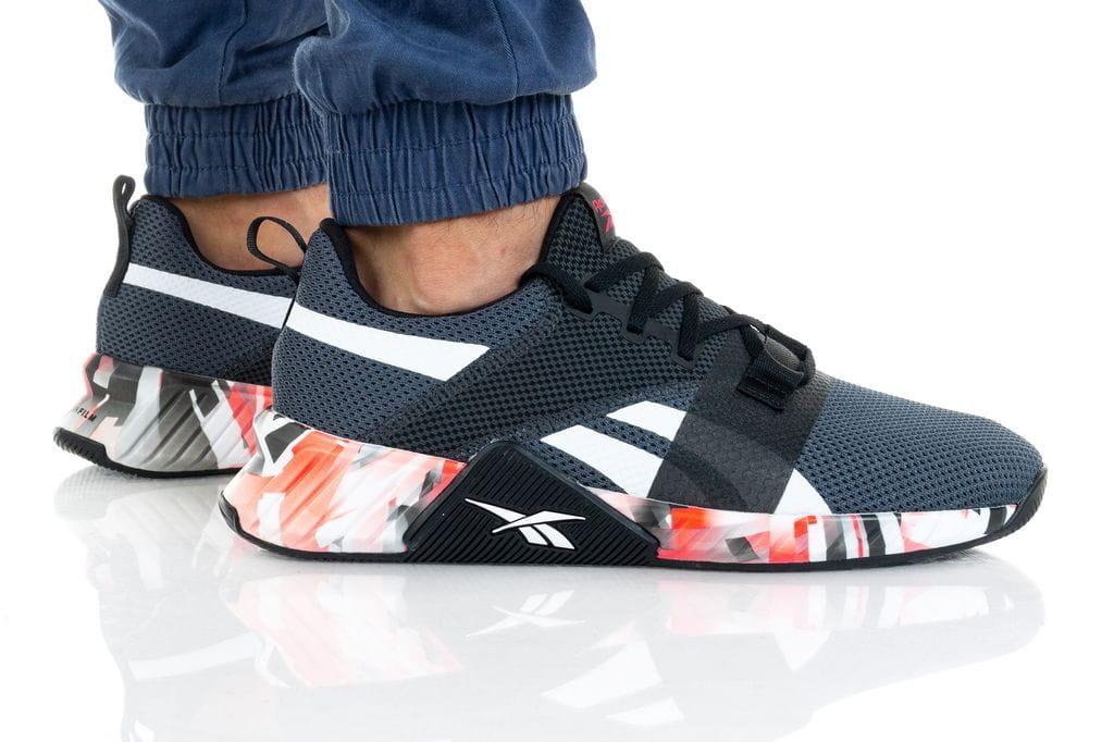 נעליים ריבוק לגברים Reebok FLASHFILM TRAIN 2.0 - צבעוני כהה