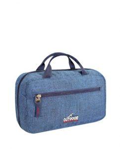 תיקי רחצה אווטדור לגברים Outdoor Travel Kit - כחול