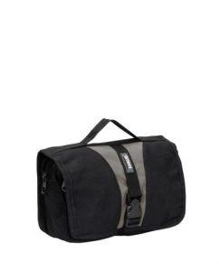 תיקי רחצה אווטדור לגברים Outdoor Bath bag - שחור/אפור
