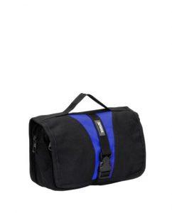 תיקי רחצה אווטדור לגברים Outdoor Bath bag - שחור/כחול