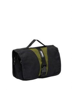 תיקי רחצה אווטדור לגברים Outdoor Bath bag - שחור/ירוק