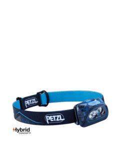 אביזרים פצל לגברים Petzl Actik 350 - כחול