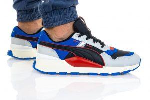נעליים פומה לגברים PUMA RS 2.0 FUTURA - לבן  כחול  אדום