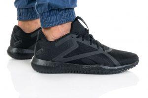 נעליים ריבוק לגברים Reebok FLEXAGON FORCE 2.0 - שחור