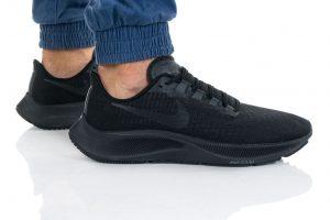 נעלי ריצה נייק לגברים Nike Air Zoom Pegasus 37 - שחור