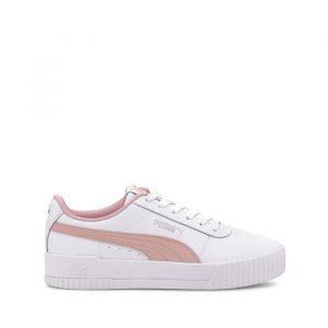 נעליים פומה לנשים PUMA CARINA L JR - לבן/ורוד