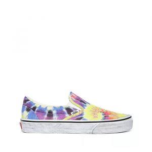 נעליים ואנס לגברים Vans Classic Slip-On - צבעוני בהיר