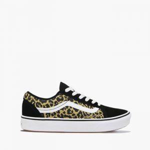 נעליים ואנס לנשים Vans Comfycush Old Skool - מנומר