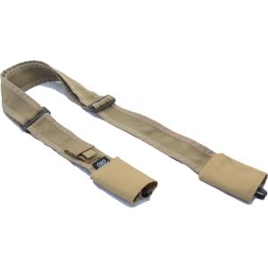 אביזרים אוסו-גיר לגברים OSO-GEAR Rifle Sling Durable - חום בהיר
