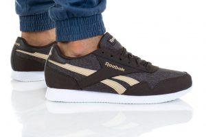 נעליים ריבוק לגברים Reebok 0.ROYAL CL JOGGER 3 - חום