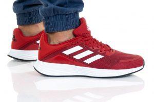 נעלי סניקרס אדידס לגברים Adidas Duramo SL - אדום