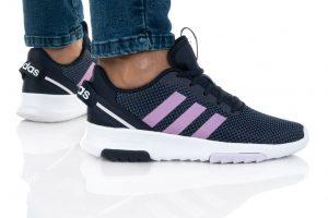נעלי ריצה אדידס לנשים Adidas RACER TR 2.0 K - כחול כהה/ורוד