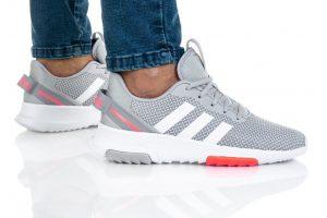 נעלי ריצה אדידס לנשים Adidas RACER TR 2.0 K - אפור בהיר