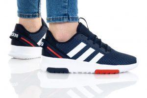 נעלי ריצה אדידס לנשים Adidas RACER TR 2.0 K - כחול כהה