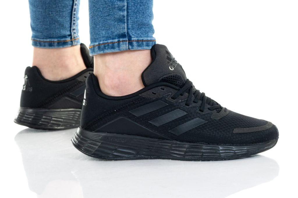 נעלי סניקרס אדידס לנשים Adidas DURAMO SL K - שחור