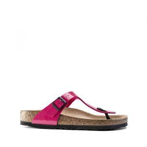 נעליים בירקנשטוק לנשים Birkenstock Gizeh - ורוד בזוקה