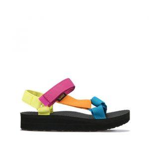 נעליים טיבה לנשים Teva Midform Universal - צבעוני