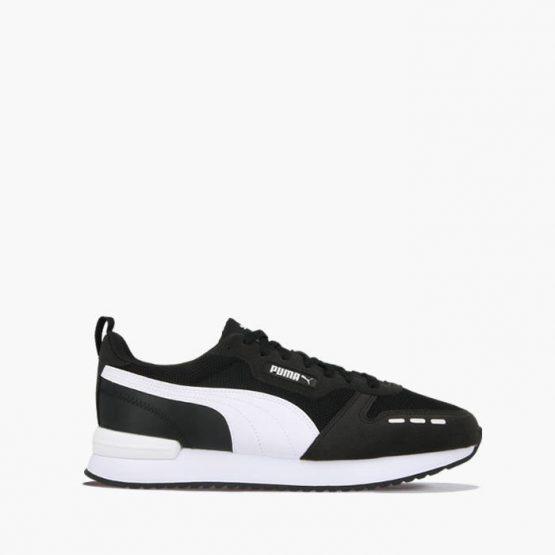 נעלי סניקרס פומה לגברים PUMA R78 - שחור