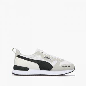 נעלי סניקרס פומה לגברים PUMA R78 - לבן