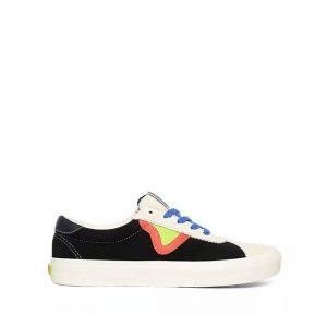 נעליים ואנס לגברים Vans Sport - שחור/לבן