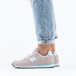 נעליים ניו באלאנס לנשים New Balance WL393 - ורוד/כחול