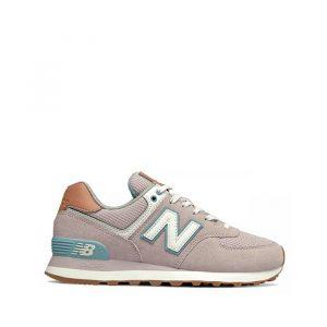 נעליים ניו באלאנס לנשים New Balance WL574 - סגול/כחול