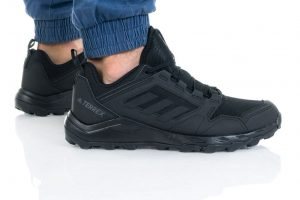 נעלי ריצת שטח אדידס לגברים Adidas Terrex Agravic Tr - שחור מלא