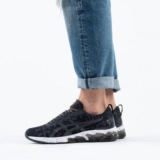 נעלי ריצה אסיקס לגברים Asics Gel-Quantum 180 5 - שחור