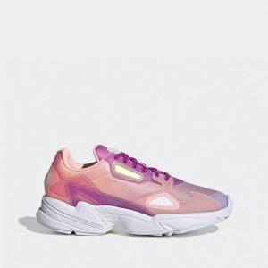 נעליים אדידס לנשים Adidas Falcon - ורוד בזוקה