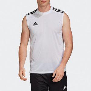 ביגוד אדידס לגברים Adidas CONDIVO 20 - לבן