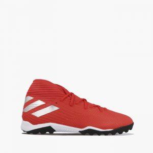 נעליים אדידס לגברים Adidas NEMEZIZ 19.3 TF - אדום