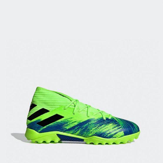 נעליים אדידס לגברים Adidas NEMEZIZ 19.3 TF - ירוק