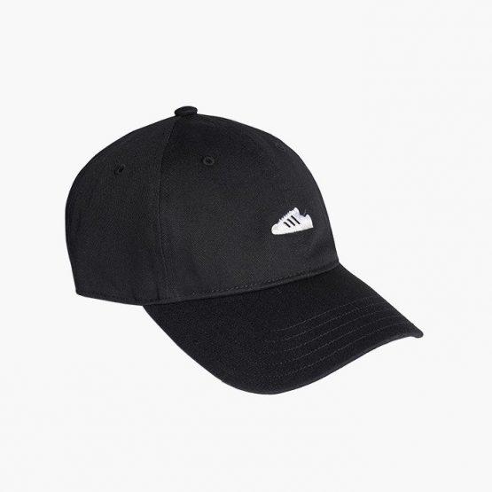 ביגוד Adidas Originals לגברים Adidas Originals Superstar Cap - שחור