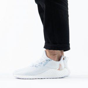 נעליים אדידס לגברים Adidas alphaboost - לבן