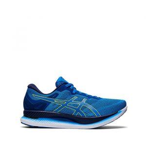 נעלי ריצה אסיקס לגברים Asics GlideRide - כחול