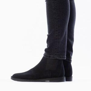 נעליים Clarks Originals לגברים Clarks Originals Desert Chelsea - שחור