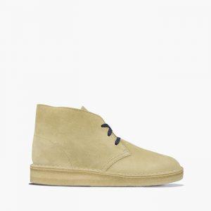 נעליים Clarks Originals לגברים Clarks Originals Desert Coal - בז'