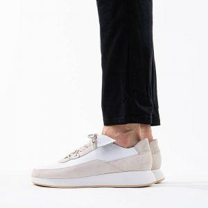 נעליים Clarks Originals לגברים Clarks Originals Kiowa Pace - לבן