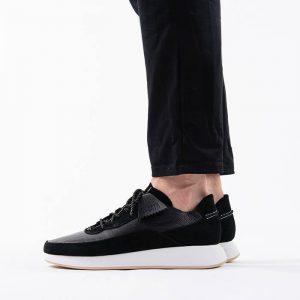 נעליים Clarks Originals לגברים Clarks Originals Kiowa Pace - שחור/לבן