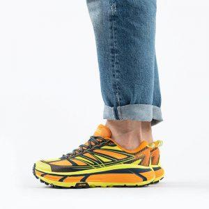 נעליים הוקה לגברים Hoka One One M Mafate Speed 2 - צהוב