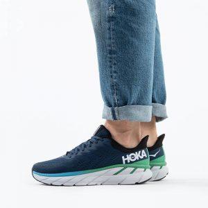 נעליים הוקה לגברים Hoka One One M Clifton 7 - כחול כהה