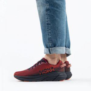 נעליים הוקה לגברים Hoka One One Rincon 2 - בורדו